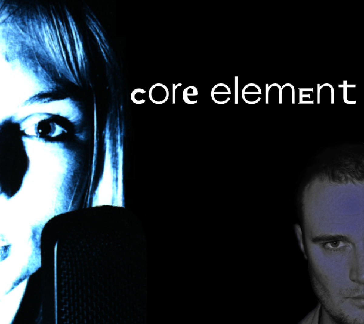 Core Element - Sticky Nucleus album front cover